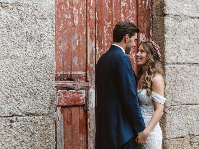 La boda de Gabriel y Alba en O Carballiño, Orense 48
