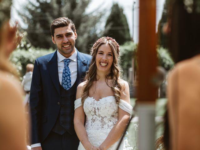 La boda de Gabriel y Alba en O Carballiño, Orense 49