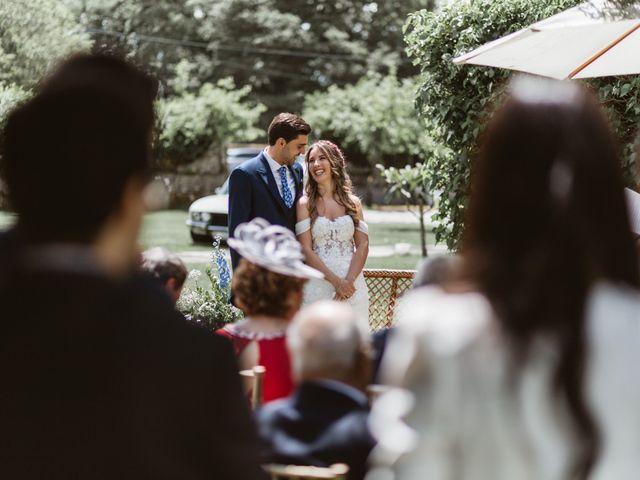La boda de Gabriel y Alba en O Carballiño, Orense 51