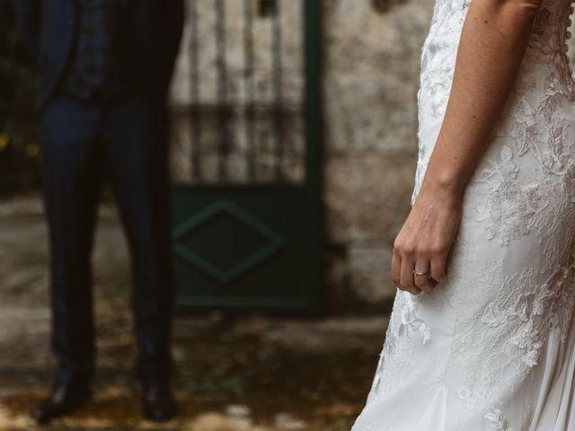 La boda de Gabriel y Alba en O Carballiño, Orense 52
