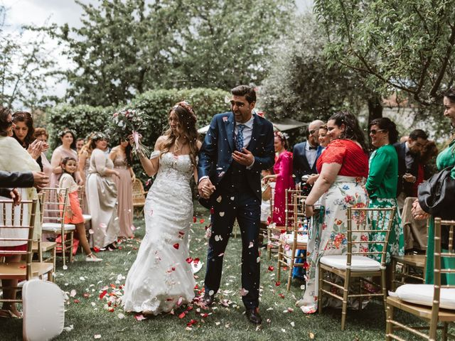 La boda de Gabriel y Alba en O Carballiño, Orense 53