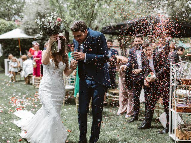La boda de Gabriel y Alba en O Carballiño, Orense 54