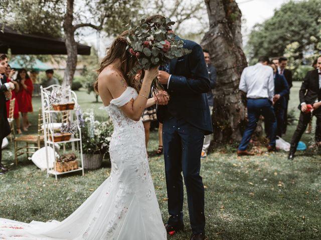 La boda de Gabriel y Alba en O Carballiño, Orense 55