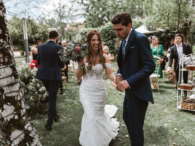 La boda de Gabriel y Alba en O Carballiño, Orense 56