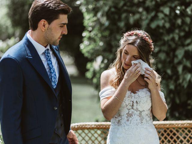 La boda de Gabriel y Alba en O Carballiño, Orense 57
