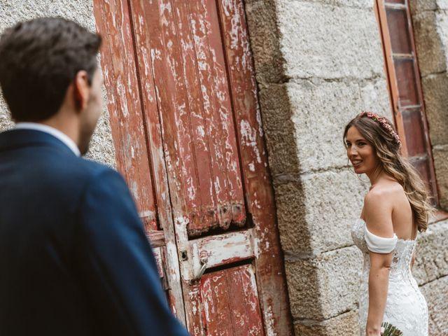 La boda de Gabriel y Alba en O Carballiño, Orense 58