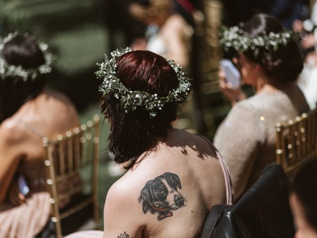 La boda de Gabriel y Alba en O Carballiño, Orense 59