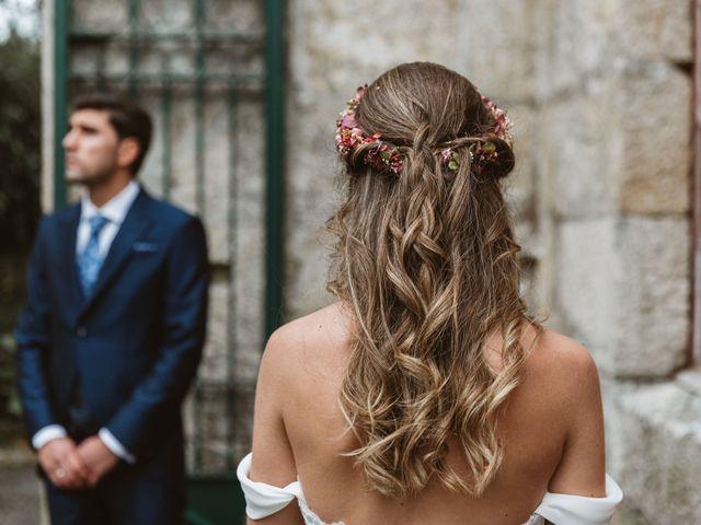 La boda de Gabriel y Alba en O Carballiño, Orense 60