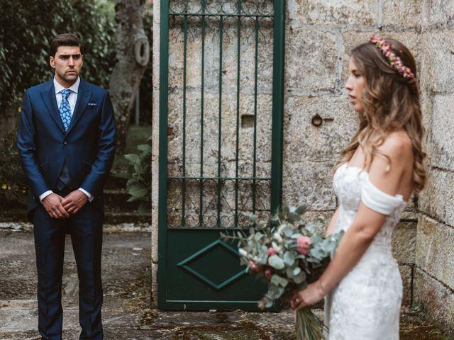 La boda de Gabriel y Alba en O Carballiño, Orense 61