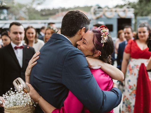 La boda de Gabriel y Alba en O Carballiño, Orense 63