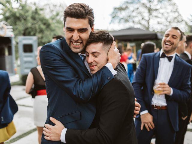 La boda de Gabriel y Alba en O Carballiño, Orense 64