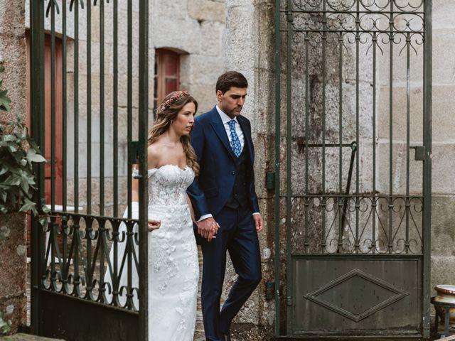 La boda de Gabriel y Alba en O Carballiño, Orense 65