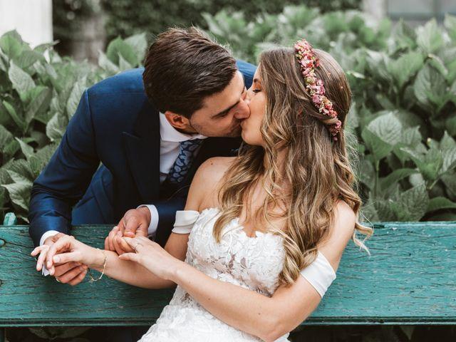 La boda de Gabriel y Alba en O Carballiño, Orense 66