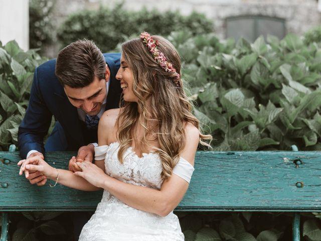 La boda de Gabriel y Alba en O Carballiño, Orense 67