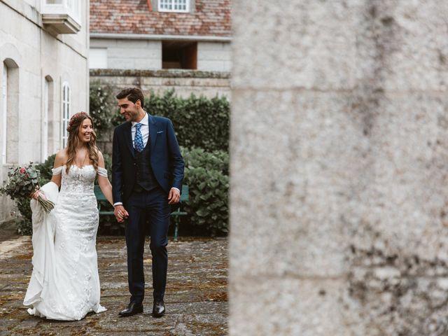 La boda de Gabriel y Alba en O Carballiño, Orense 68