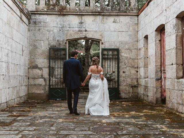 La boda de Gabriel y Alba en O Carballiño, Orense 69