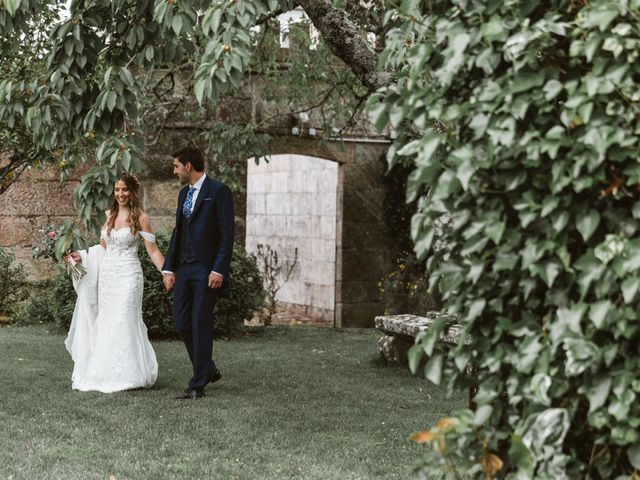 La boda de Gabriel y Alba en O Carballiño, Orense 70