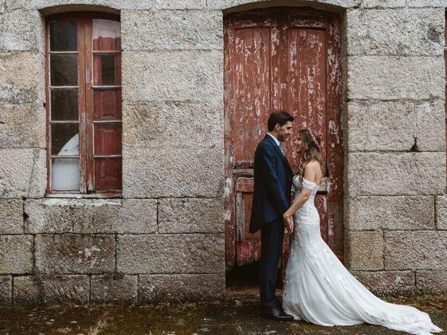 La boda de Gabriel y Alba en O Carballiño, Orense 73