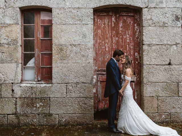 La boda de Gabriel y Alba en O Carballiño, Orense 74