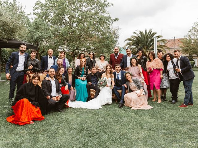 La boda de Gabriel y Alba en O Carballiño, Orense 75