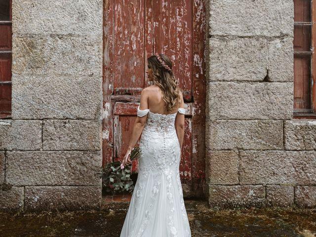 La boda de Gabriel y Alba en O Carballiño, Orense 76