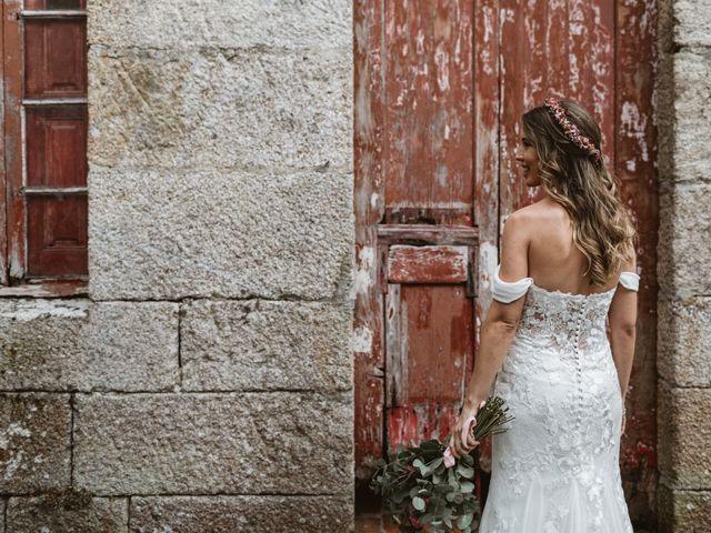 La boda de Gabriel y Alba en O Carballiño, Orense 77