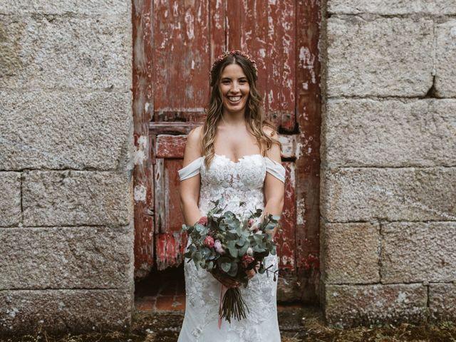 La boda de Gabriel y Alba en O Carballiño, Orense 79