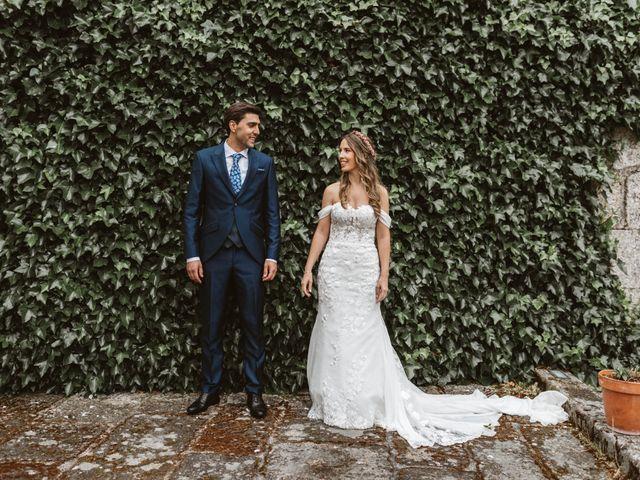 La boda de Gabriel y Alba en O Carballiño, Orense 81