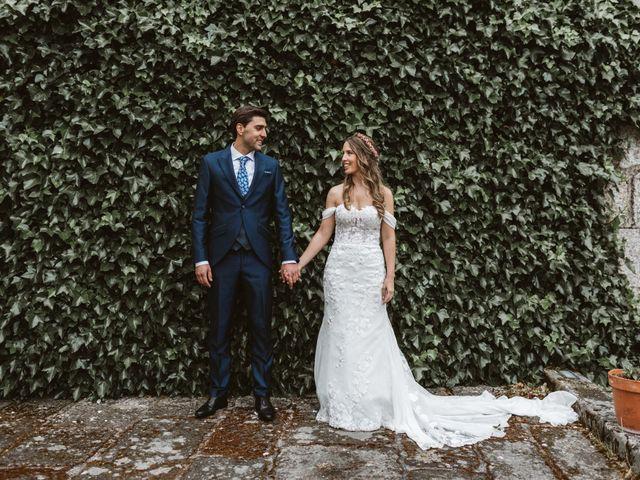 La boda de Gabriel y Alba en O Carballiño, Orense 82
