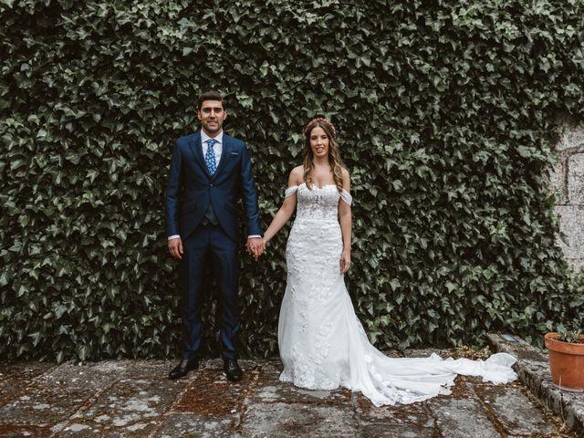 La boda de Gabriel y Alba en O Carballiño, Orense 83
