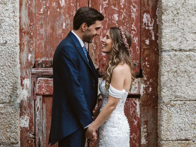 La boda de Gabriel y Alba en O Carballiño, Orense 85