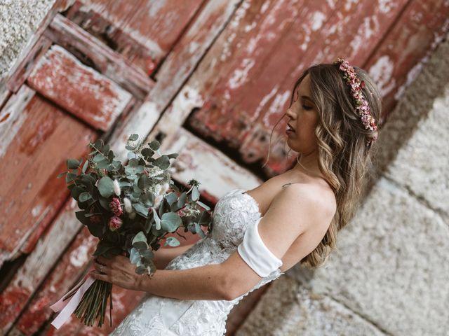La boda de Gabriel y Alba en O Carballiño, Orense 88