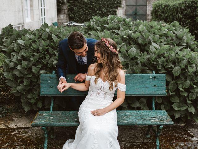 La boda de Gabriel y Alba en O Carballiño, Orense 90