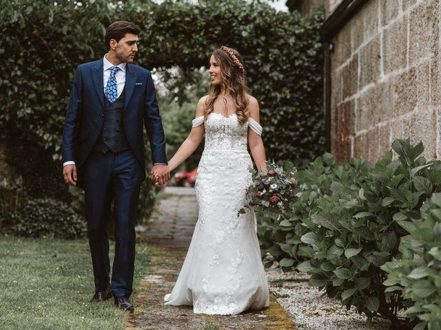 La boda de Gabriel y Alba en O Carballiño, Orense 92