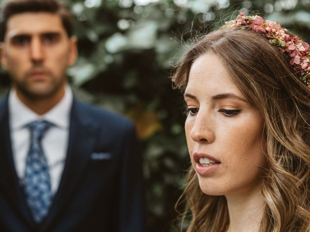 La boda de Gabriel y Alba en O Carballiño, Orense 93