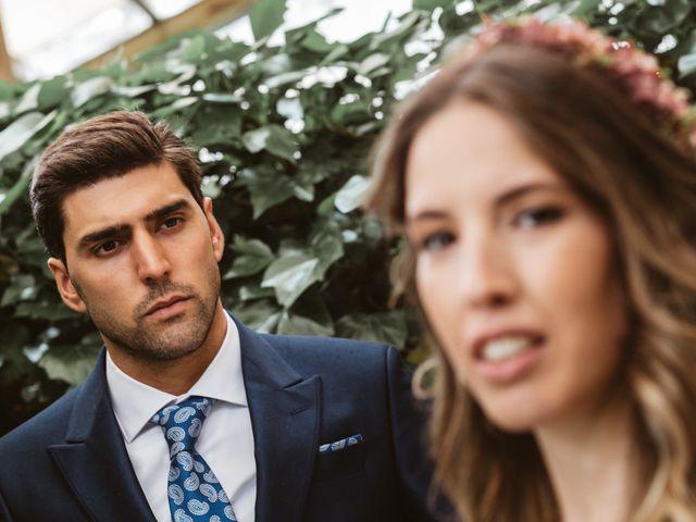 La boda de Gabriel y Alba en O Carballiño, Orense 94