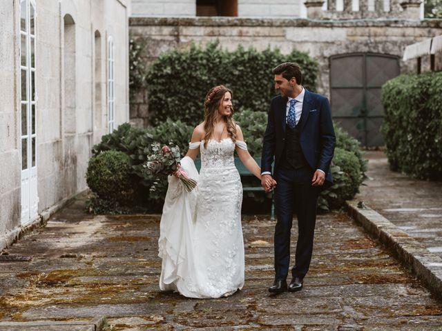 La boda de Gabriel y Alba en O Carballiño, Orense 95