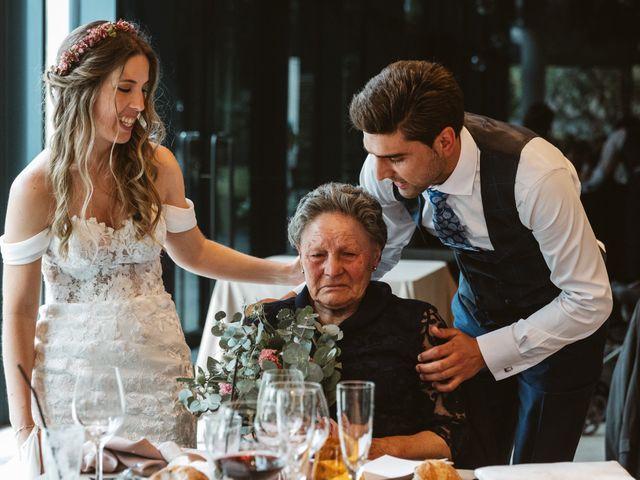 La boda de Gabriel y Alba en O Carballiño, Orense 106