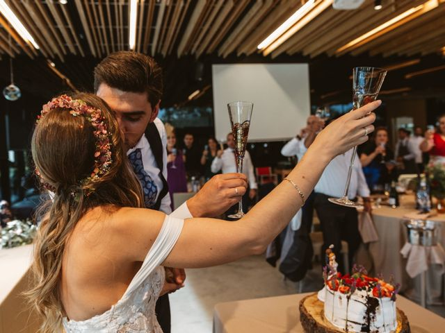 La boda de Gabriel y Alba en O Carballiño, Orense 108