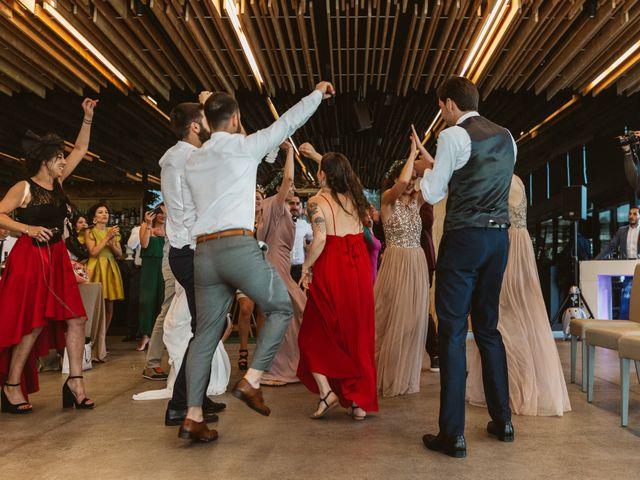 La boda de Gabriel y Alba en O Carballiño, Orense 116