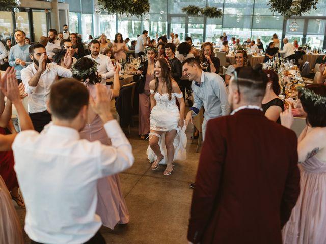 La boda de Gabriel y Alba en O Carballiño, Orense 119