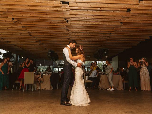 La boda de Gabriel y Alba en O Carballiño, Orense 120