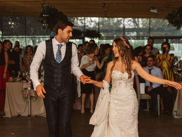 La boda de Gabriel y Alba en O Carballiño, Orense 121