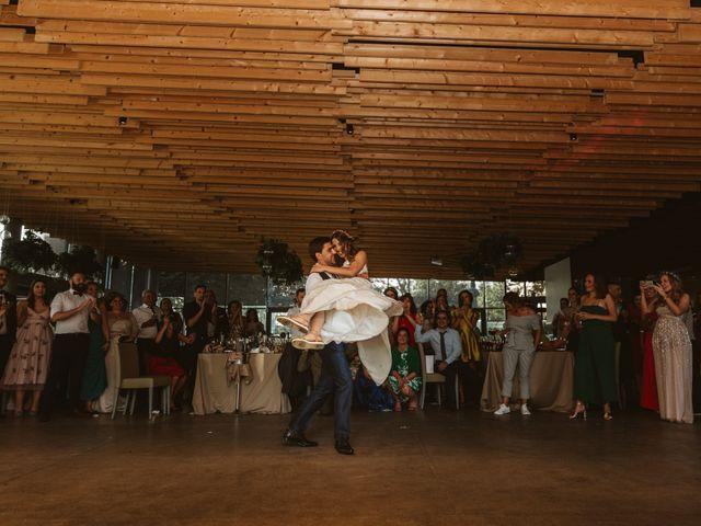 La boda de Gabriel y Alba en O Carballiño, Orense 123
