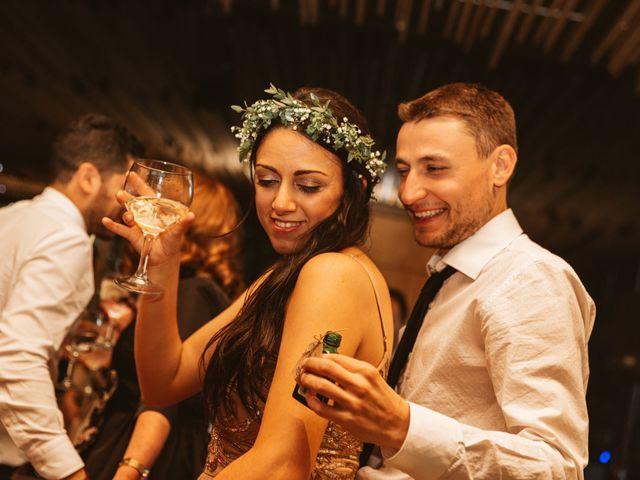 La boda de Gabriel y Alba en O Carballiño, Orense 125