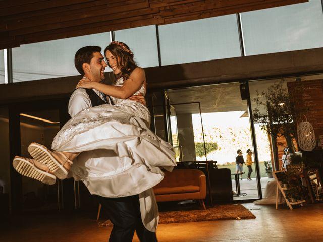 La boda de Gabriel y Alba en O Carballiño, Orense 126