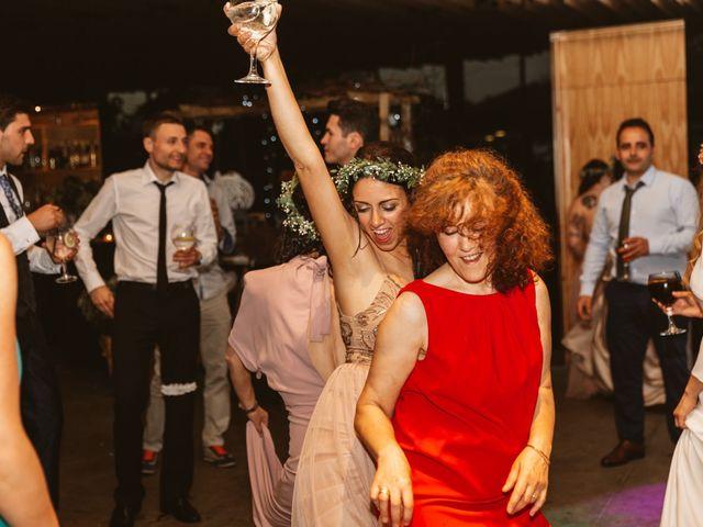 La boda de Gabriel y Alba en O Carballiño, Orense 128