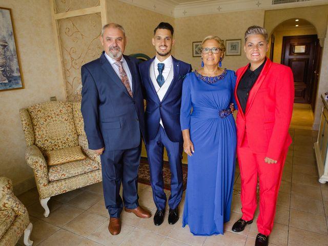 La boda de Víctor y Marta en La Oliva, Las Palmas 9