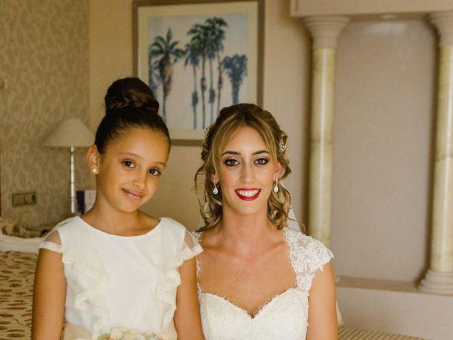 La boda de Víctor y Marta en La Oliva, Las Palmas 25