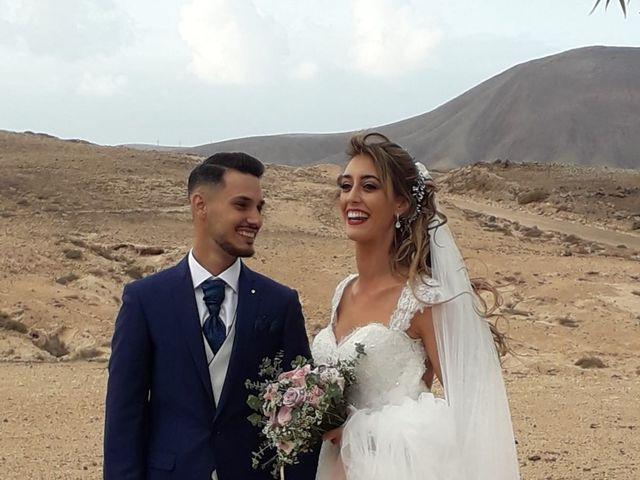 La boda de Víctor y Marta en La Oliva, Las Palmas 30